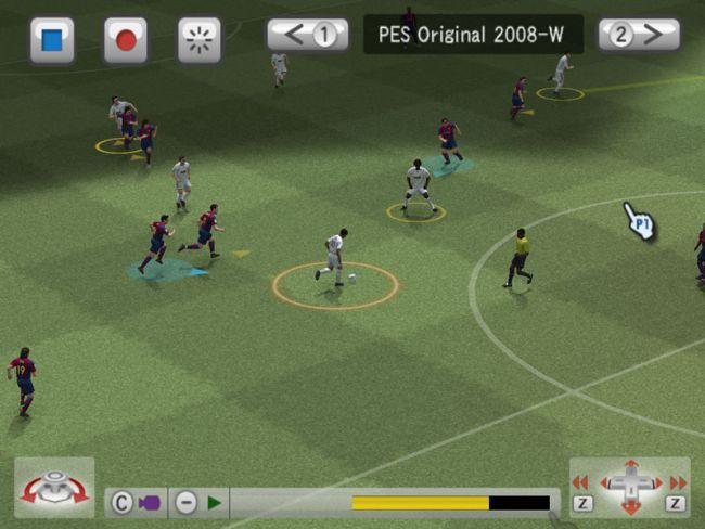 Pro Evolution Soccer 2008 - Screenshots - Bild 17