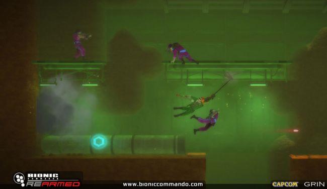 Bionic Commando Rearmed - Screenshots - Bild 21