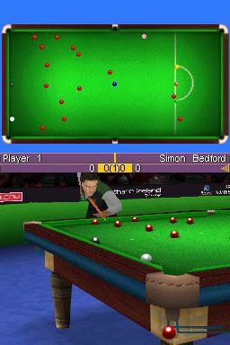 World Snooker Championship: Season 2007-08 - Screenshots - Bild 3