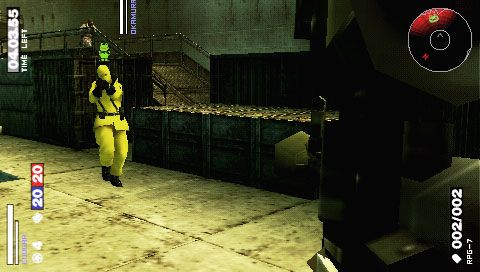 Metal Gear Solid: Portable Ops Plus - Screenshots - Bild 11