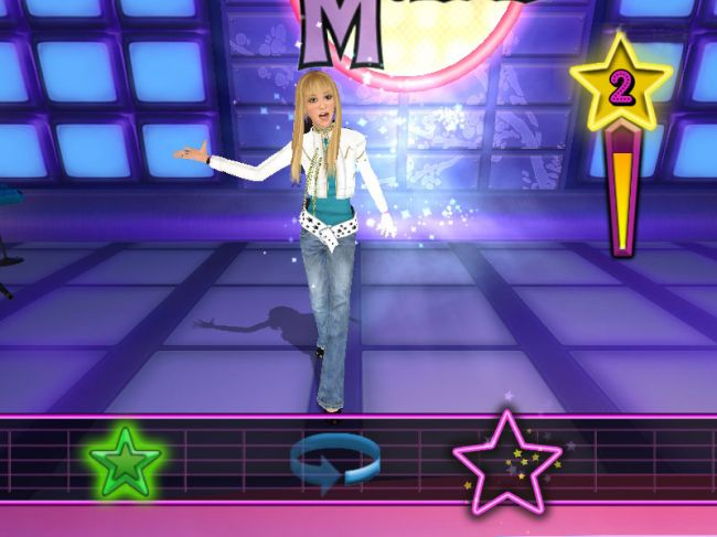 Hannah Montana: Spotlight World Tour - Screenshots - Bild 8