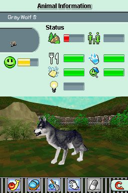 Zoo Tycoon DS 2 - Screenshots - Bild 11