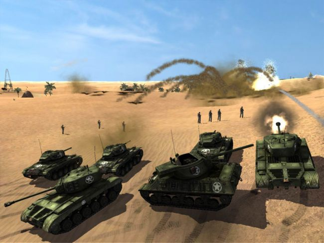 War Leaders: Clash of Nations - Screenshots - Bild 8