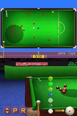 World Snooker Championship: Season 2007-08 - Screenshots - Bild 2