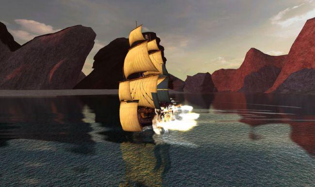 Pirates of the Burning Sea - Screenshots - Bild 5