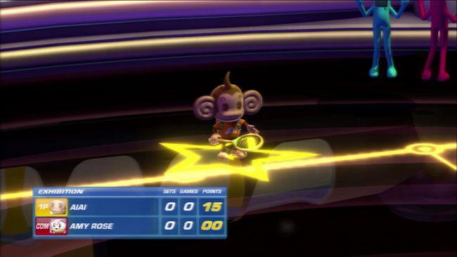SEGA Superstars Tennis - Screenshots - Bild 2