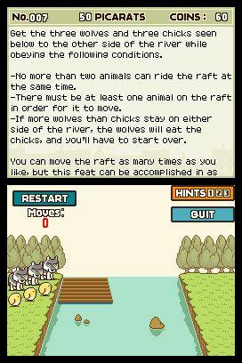 Professor Layton and the Curious Village - Screenshots - Bild 4