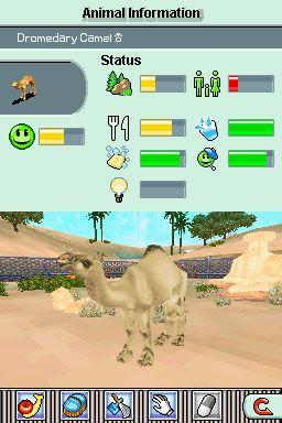 Zoo Tycoon DS 2 - Screenshots - Bild 5