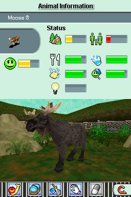 Zoo Tycoon DS 2 - Screenshots - Bild 9