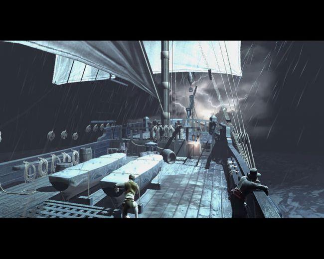 Treasure Island - Screenshots - Bild 3