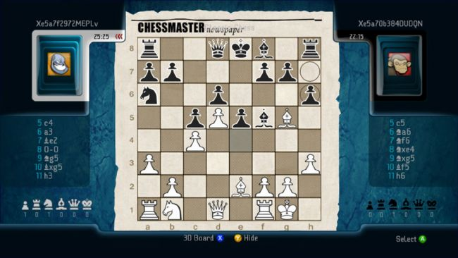Chessmaster Live - Screenshots - Bild 4