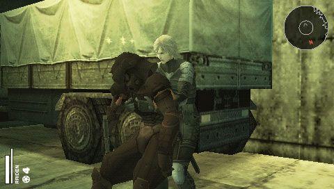 Metal Gear Solid: Portable Ops Plus - Screenshots - Bild 5