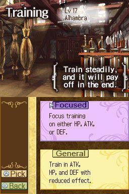 Rondo of Swords - Screenshots - Bild 2