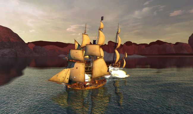 Pirates of the Burning Sea - Screenshots - Bild 6