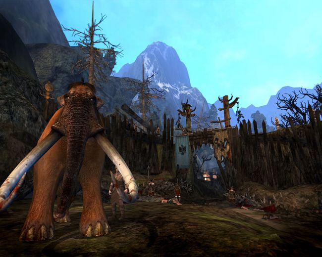 Age of Conan: Hyborian Adventures - Screenshots - Bild 11