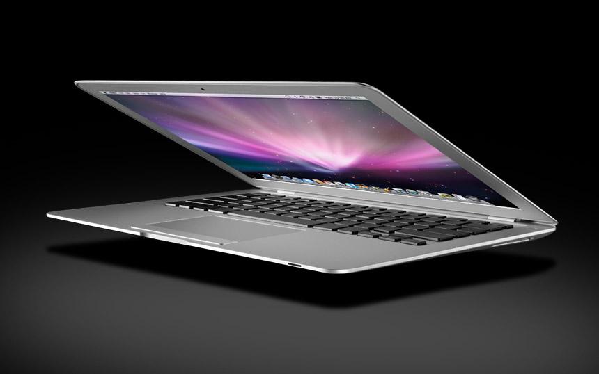 macbook air spiele