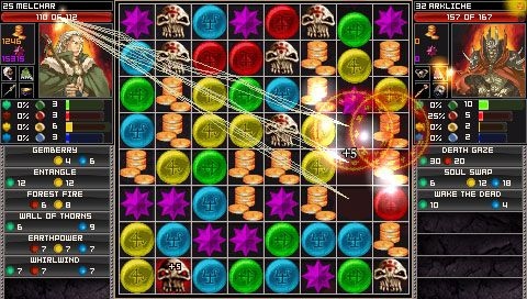 Puzzle Quest: Challenge of the Warlords  - Screenshots - Bild 31