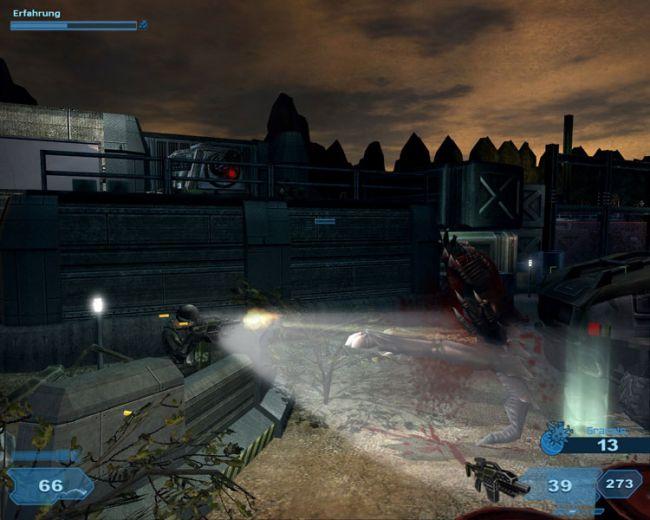 Shadowgrounds Survivor - Screenshots - Bild 10