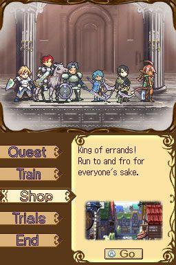Rondo of Swords - Screenshots - Bild 10