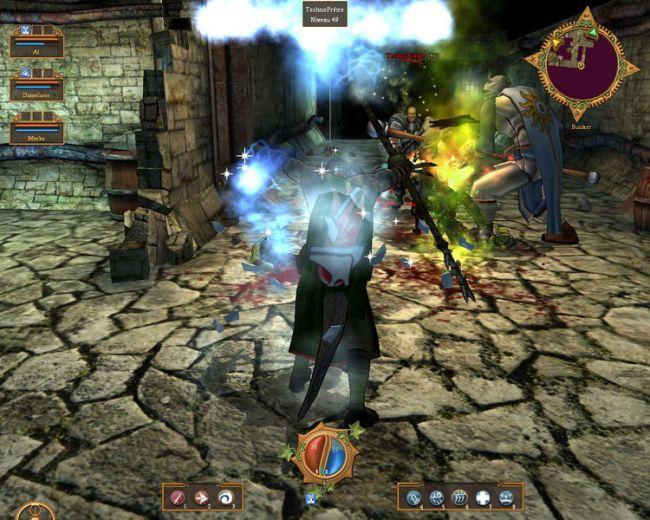 Silverfall: Wächter der Elemente - Screenshots - Bild 6