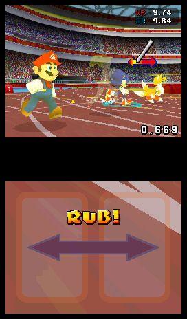 Mario & Sonic bei den Olympischen Spielen - Screenshots - Bild 6