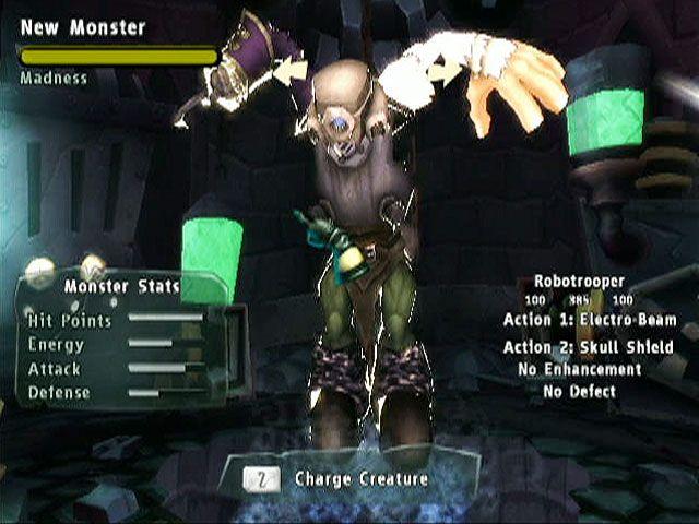 Monster Lab - Screenshots - Bild 4