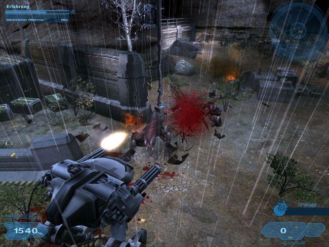 Shadowgrounds Survivor - Screenshots - Bild 15