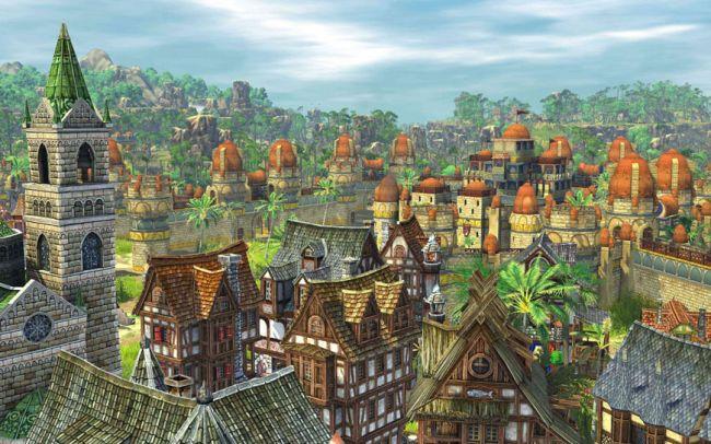 Die Siedler: Aufstieg eines Königreichs - Reich des Ostens - Screenshots - Bild 2