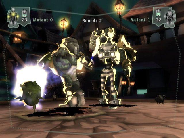 Monster Lab - Screenshots - Bild 3