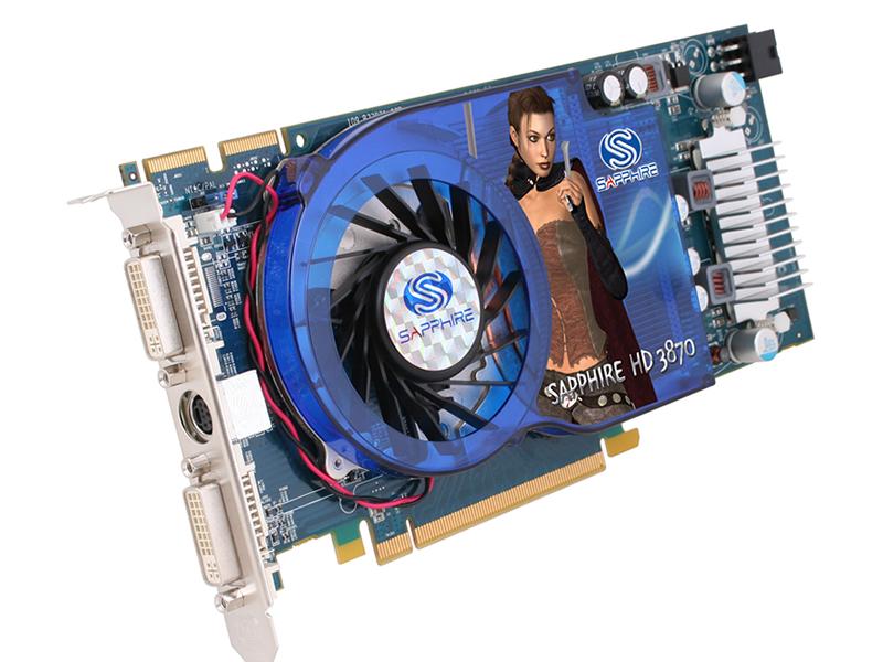 Скачать ATI Radeon HD 3600 Series