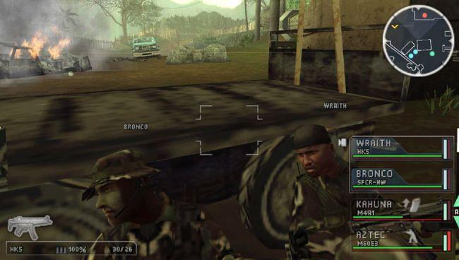 SOCOM: U.S. Navy SEALs Tactical Strike - Screenshots - Bild 5