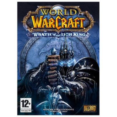 world of warcraft wrath of the lich king logo. WORLD OF WARCRAFT WRATH OF THE LICH KING LOGO