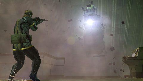 Metal Gear Solid: Portable Ops Plus - Screenshots - Bild 6