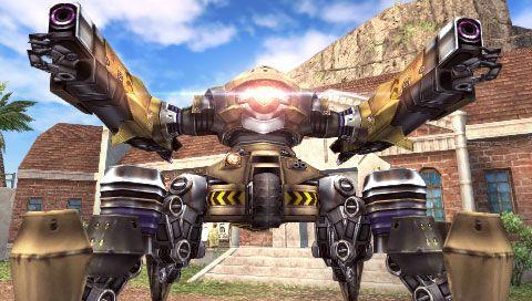 Crisis Core: Final Fantasy VII - Screenshots - Bild 8
