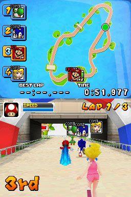 Mario & Sonic bei den Olympischen Spielen - Screenshots - Bild 21