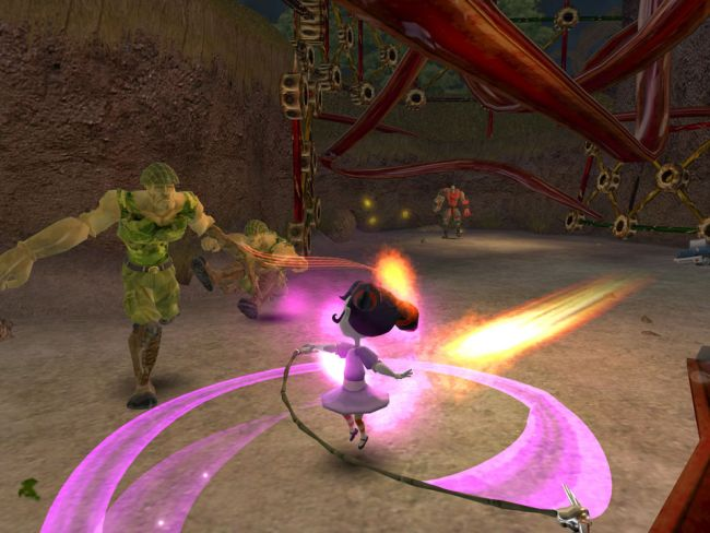 Death Jr. 2: Root of Evil - Screenshots - Bild 4