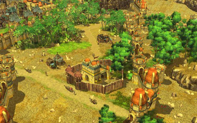 Die Siedler: Aufstieg eines Königreichs - Reich des Ostens - Screenshots - Bild 6