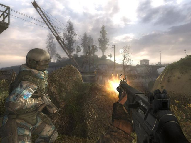 S.T.A.L.K.E.R.: Clear Sky - Screenshots - Bild 4