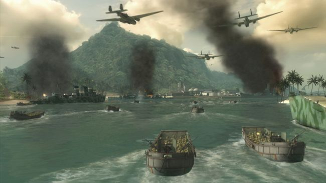 Battlestations: Pacific - Screenshots - Bild 11