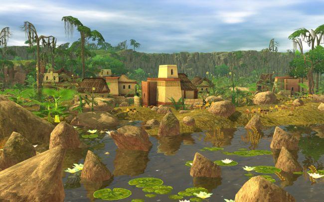 Die Siedler: Aufstieg eines Königreichs - Reich des Ostens - Screenshots - Bild 4