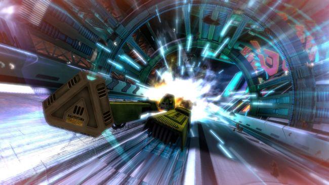 Wipeout HD - Screenshots - Bild 6
