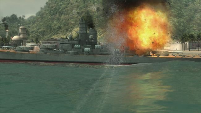 Battlestations: Pacific - Screenshots - Bild 10