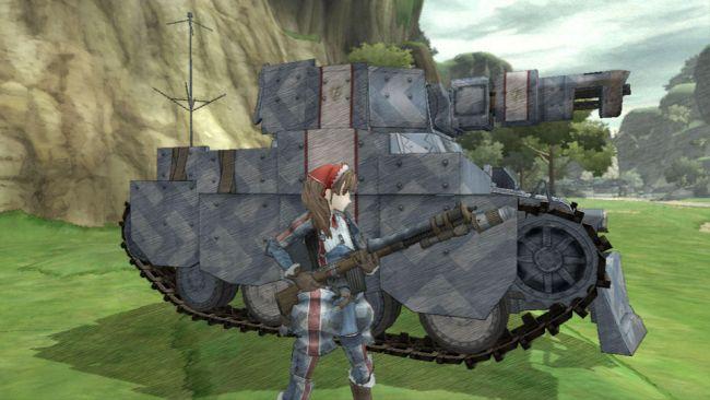 Valkyria Chronicles - Screenshots - Bild 4