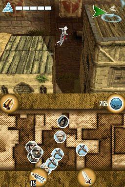 Assassin's Creed: Altair's Chronicles - Screenshots - Bild 5
