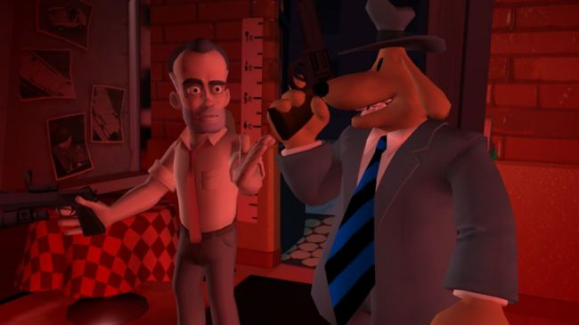 Sam & Max Episode 204: Chariots of the Dogs - Screenshots - Bild 9