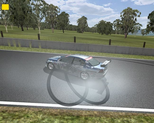 rFactor V8 Supercars - Team Gameswelt - Screenshots - Bild 6