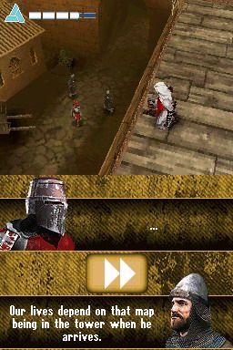 Assassin's Creed: Altair's Chronicles - Screenshots - Bild 3