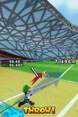 Mario & Sonic bei den Olympischen Spielen - Screenshots - Bild 7