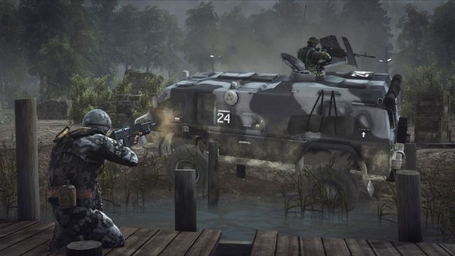 Battlefield: Bad Company - Screenshots - Bild 4