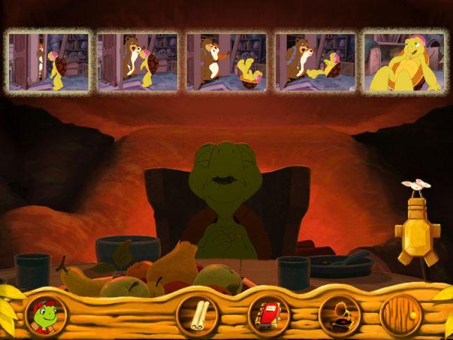 Franklin und der Schatz im See - Screenshots - Bild 3